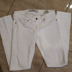 Abercrombie & Fitch Womens Jeans